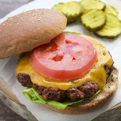 Recipe: Deliciously Simple Cheeseburgers