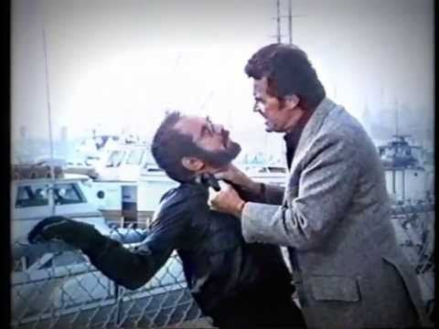 """Angel Martin Drives Jim Rockford Nuts! - The Rockford Files - 1979 -- Stuart Margolin was Angel, Jim Rockford's former cellmate, friend and pain-in-the-neck on """"The Rockford Files"""""""