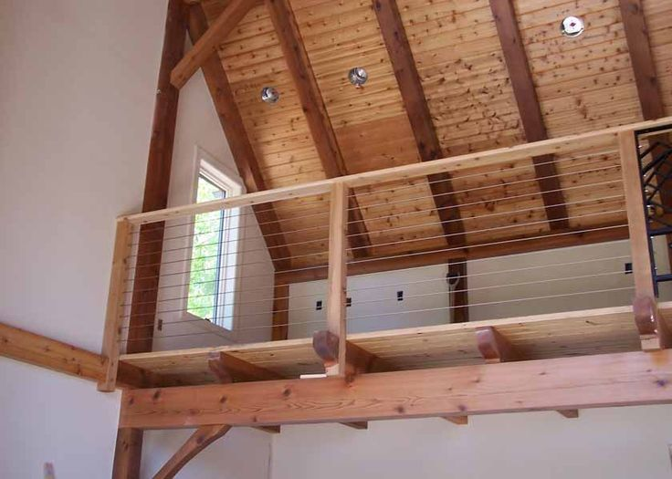 Open Cable Railing