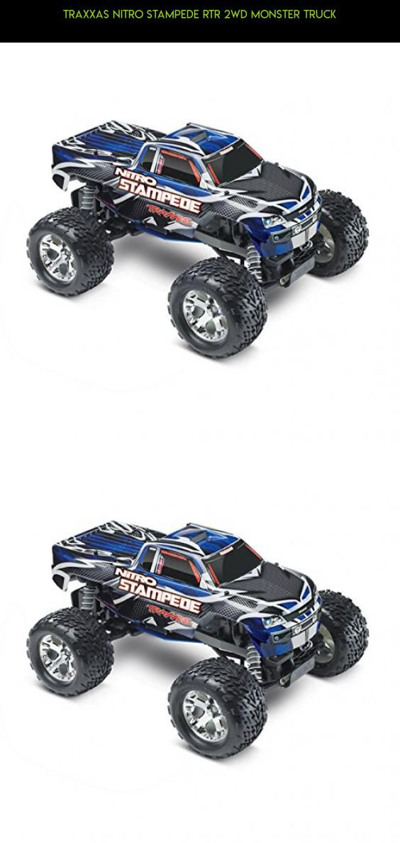 Traxxas Nitro Stampede RTR 2WD Monster Truck #drone #parts #parts #racing #plans #camera #tech #traxxas #products #kit #gadgets #fpv #shopping #stampede #technology