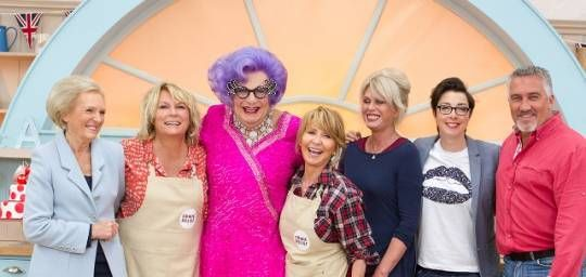 The Great Comic Relief Bake off celebrities named | Comic Relief