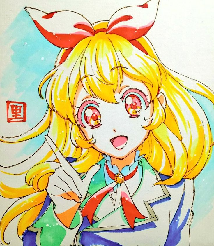 Gambar Seni anime oleh Nya Nya pada Ichigo Hoshimiya