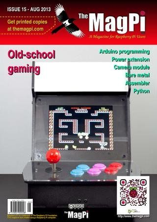 The MagPi Magazine Agosto 2013 ya disponible para su descarga - Raspberry Pi