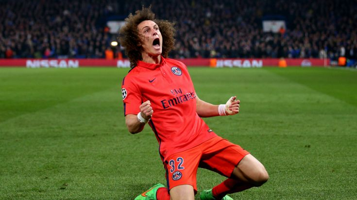 PSG's David Luiz apologises for celebrating goal against former club Chelsea | Football News | ESPN.co.uk