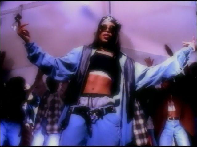 aaliyah back and forth | Aaliyah Tomboy Style I love her outfits in this video
