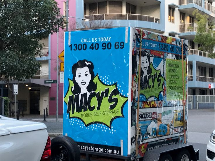 Macys Mobile Self Storage Solutions Are Perfect For All Types Of Domestic,  Student, Commercial