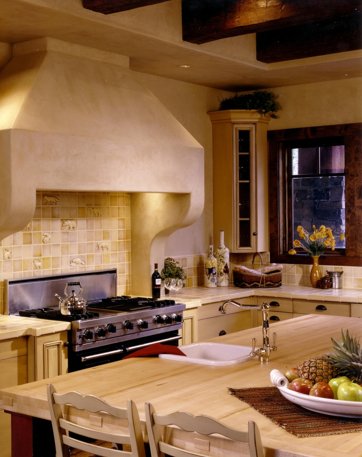 Kitchen/Ironhorse House by Ciao