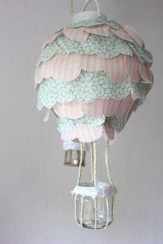 DIY-Anleitung Heißluftballon