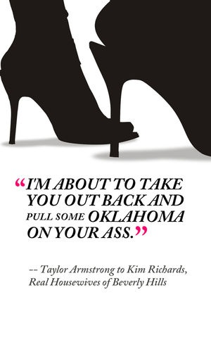 Fightin' Words From Taylor Armstrong to Kim Richards: Real Housewives, Reality Tv, Real Ti, Housewife, Housewives Addiction, Fightin, Entertainment, Bravo Addiction, The Roller Coasters