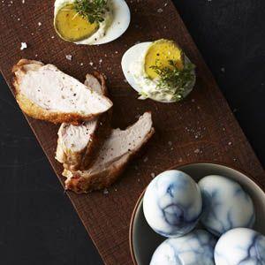 Solæg med sprød kylling Egnsret fra Sønderjylland