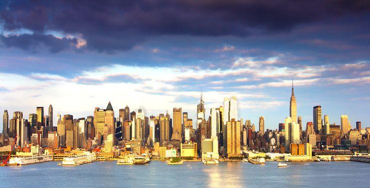 Amerika' nın en önemli şehirlerinden - New York, Amerika