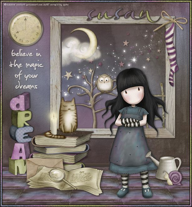 Believe in the Magic of your Dreams (Gorjuss) http://www.fromtheheartpostcards.com/MyPSPTags/sw-believeindreams-noisy.gif