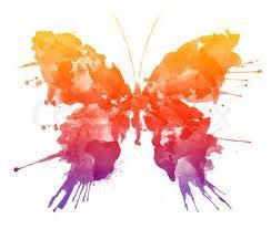 watercolour butterfly tattoo - like a lot! Tattoo inspiration.