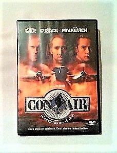 Dvd Con Air, Nicolas Cage,Disponible en comprar.club