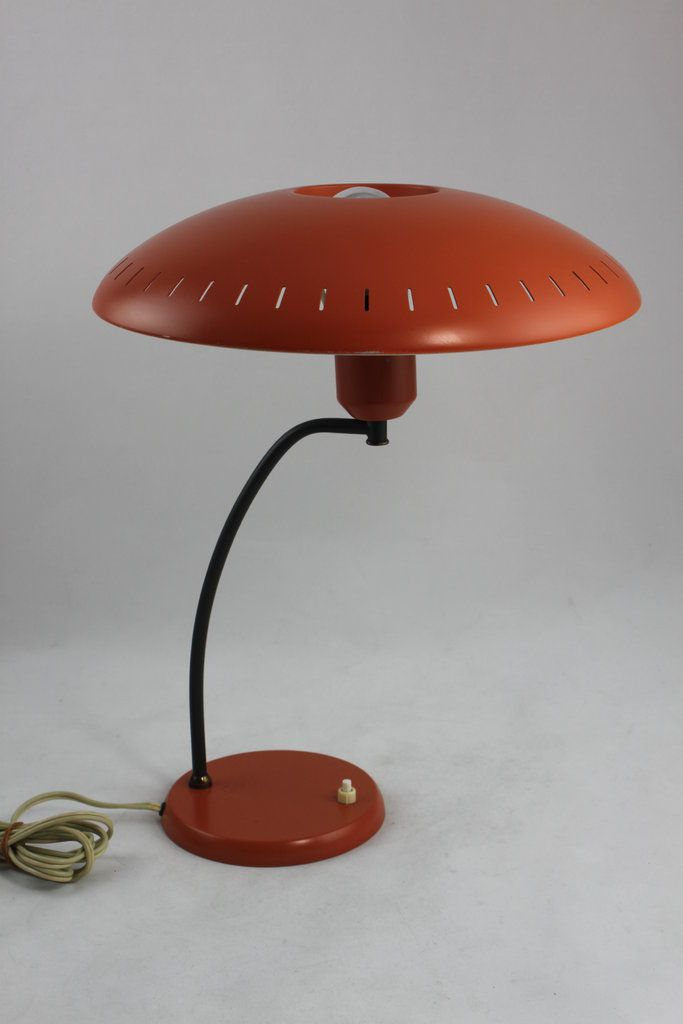 Original Philips Lampe   Tischlampe   Louis Christiaan Kalff