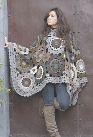 Crochet, design ideas, colours