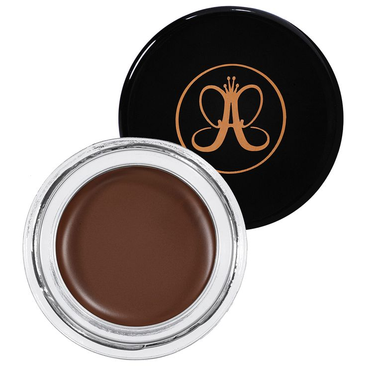 Most-loved brow products: Anastasia Beverly Hills Dip Brow Pomade—a smudge-free, waterproof pomade formula that performs as an all-in-one brow product. #Sephora #eyebrows