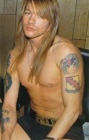 ~ AXL ~ he was, anyway                                                       …