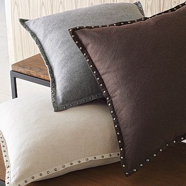 I Love Studs (both Boys And On Furniture And Accents)!