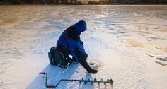 Here are the top 10 ice fishing gear must-haves.