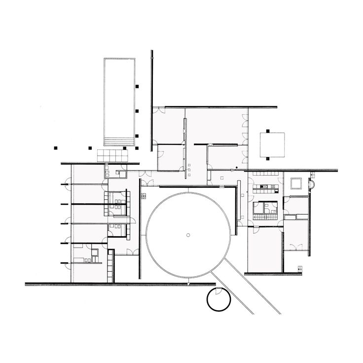 onsomething:  onsomething  Souto de Moura | House in Alcanena, 1987-92 Via 1