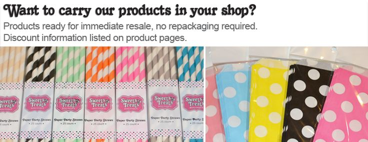 Wholesale and bulk pricing available - Sweets & Treats Boutique