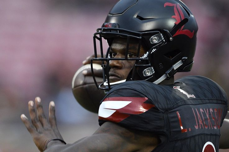 Mike Vick: Lamar Jackson is the closest thing to me I've seen