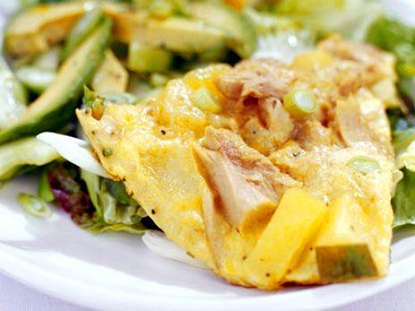 Spansk omelett – tortilla | Recept från Köket.se