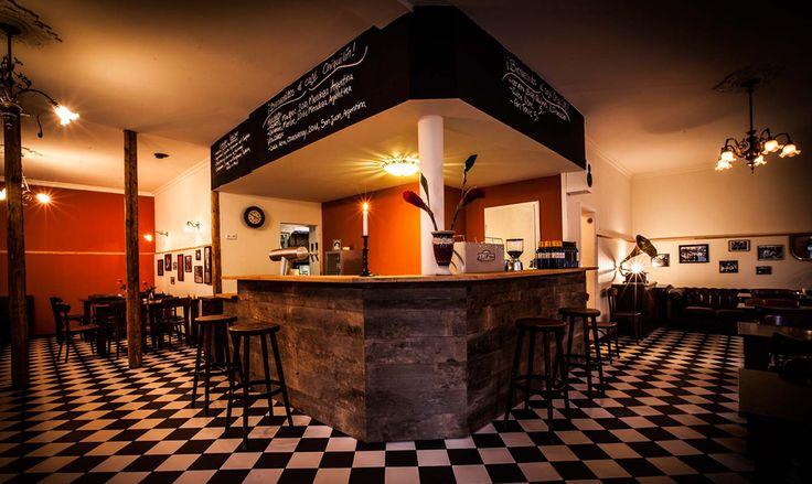CAFÉ CHIQUILÍN - charming Argentinian atmosphere in Stuttgart