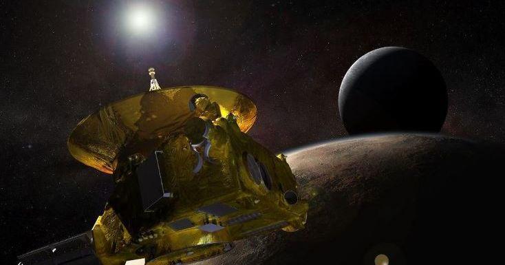 """Wie gut kennen Sie die """"New Horizons""""-Mission?"""