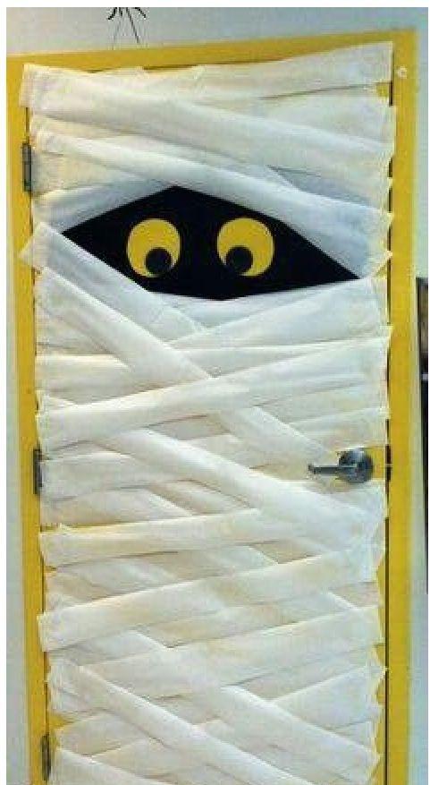 Mummified Door