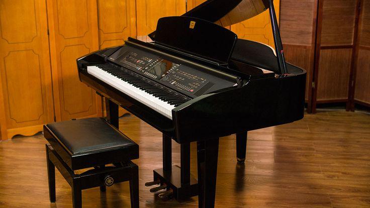 Yamaha Digital Grand Clavinova Piano Model CVP-309 for Sale