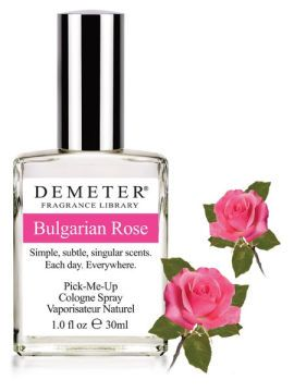 Bulgarian Rose Even if you don't have a vase adorning your room, you can still fake the incredible aroma with this fragrance that captures the scent of freshly cut roses.
