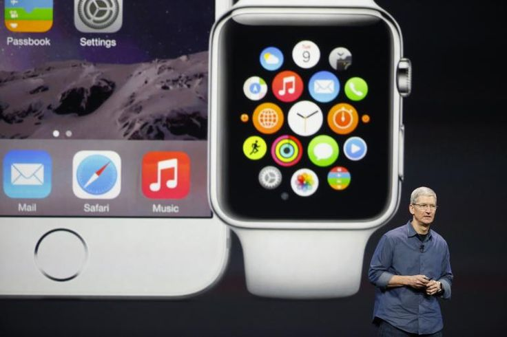 Bizness Lounge: Apple Inc (AAPL) Stock Price Update: Apple Watch U...