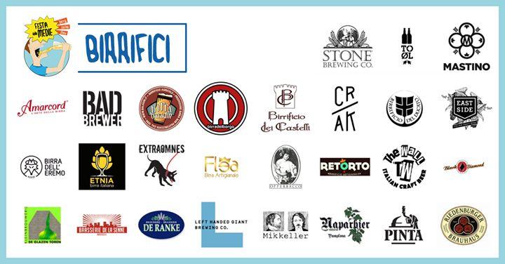 Lo sapevate che alla Festa delle Medie 2016 - Birra Cucina & Show - 2 edizione avremo 25 spine occupate dalle birre dei migliori birrifici italiani e stranieri? Ecco la lista in continuo aggiornamento ;) Programma completo su http://ift.tt/1eeUtRe
