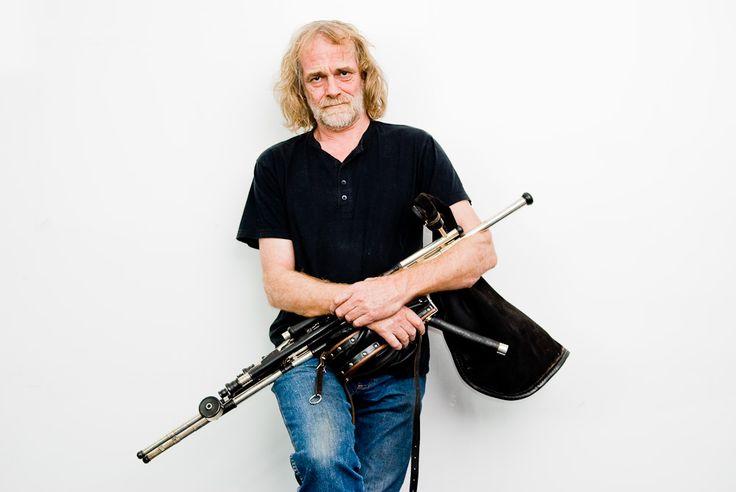Marc van Daal pipemaker Uilleann pipes