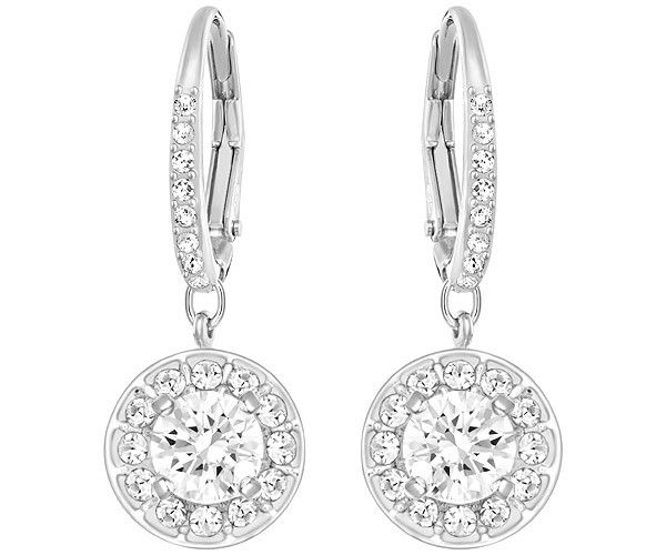 Attract Light Pierced Earrings - Gifts - Swarovski Online Shop