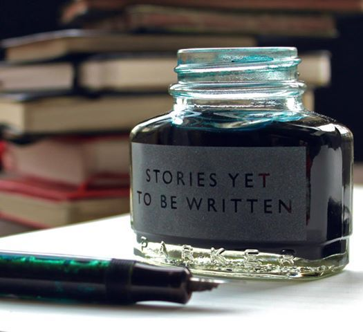 liquid stories. in a bottle.
