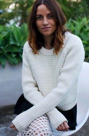Fashion designer Kim Ellery.