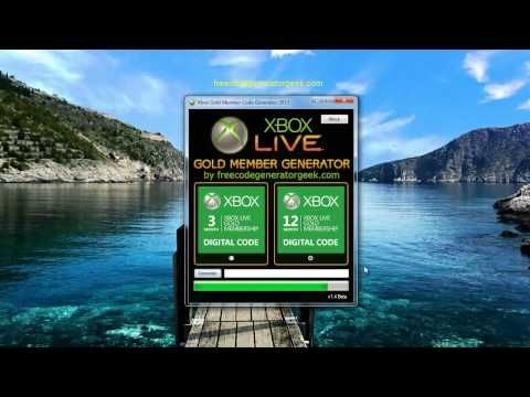 How to get Xbox Live Gold for Free - Unlimited Xbox Live Gold! with PROO...