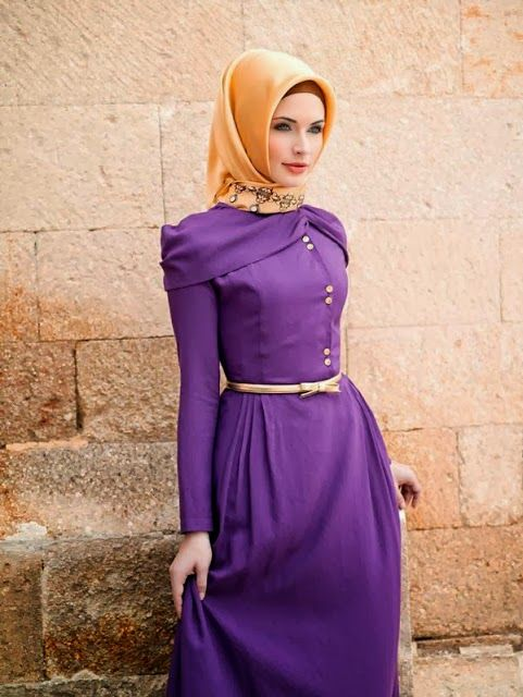 Hijab Chic turque style