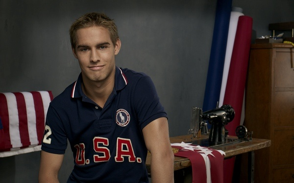 Kristian Ipsen, olympic diver. Somebody get me to London