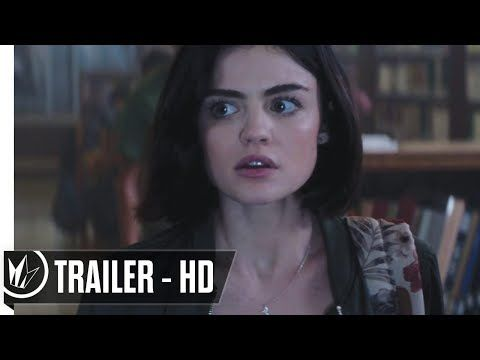 (718) Truth or Dare Official Trailer #1 (2018) Lucy Hale -- Regal Cinemas [HD] - YouTube