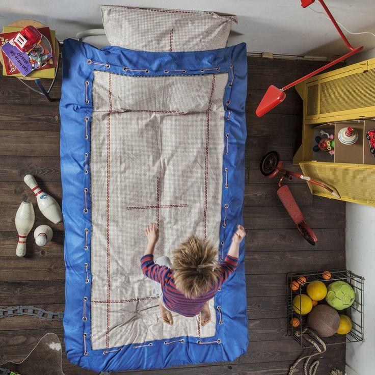 Trampoline linge de lit - Snurk Beddengoed