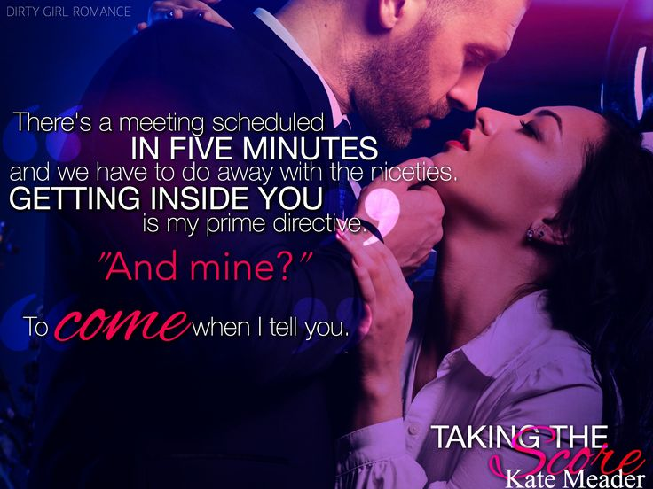 Taking the Score (Tall, Dark, and Texan, 2) by Kate Meader #DirtyGirlRomance