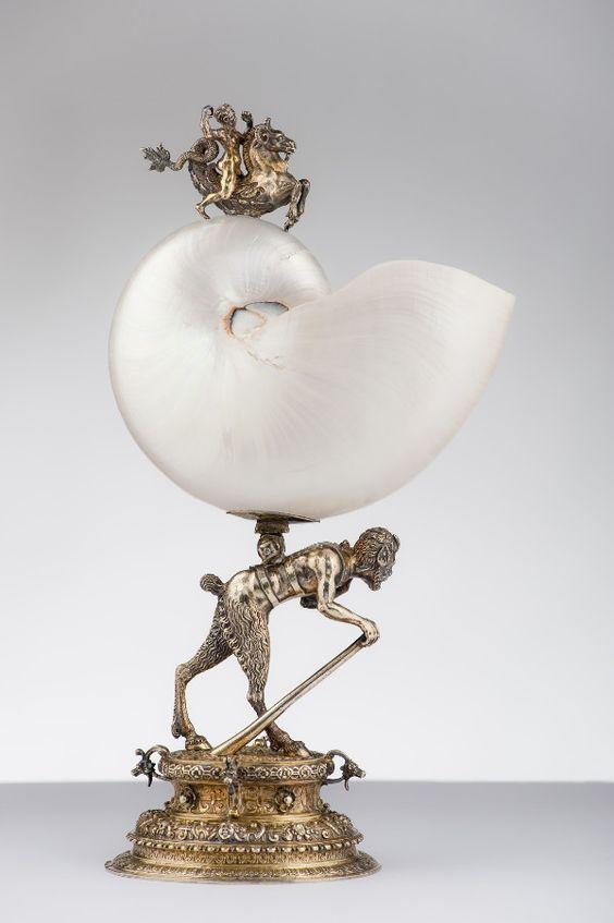 PANTALEON y las decoradoras · Frutti di Mare (I)Cornelis Floris,siglo xvi