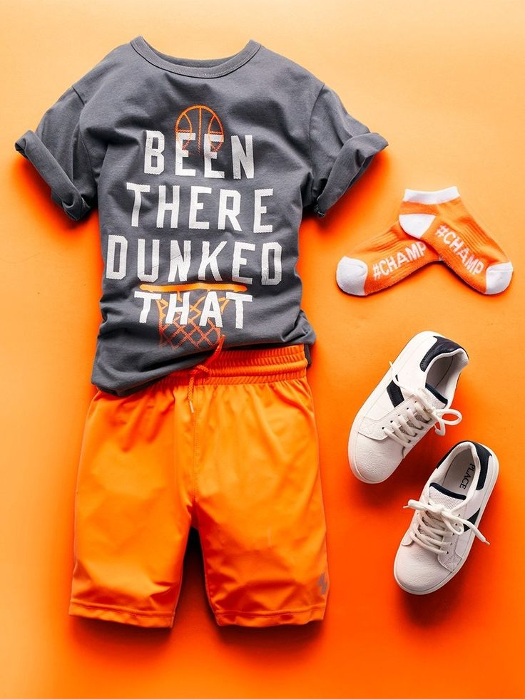 """Been there, dunked that"" 