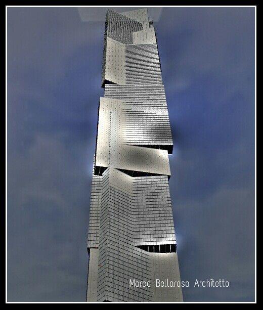 SkyscraperSketchcad 2013