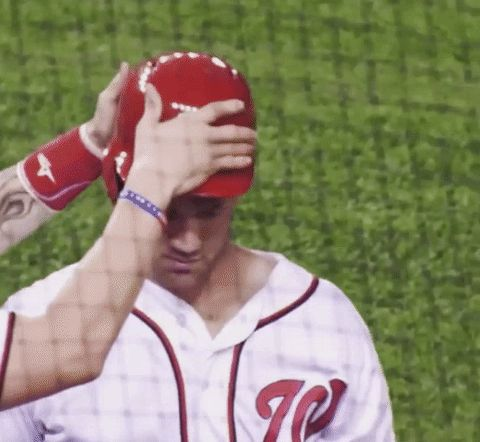 New trending GIF on Giphy. mlb baseball hair flip washington nationals nationals nats harper bryce harper. Follow Me CooliPhone6Case on Twitter Facebook Google Instagram LinkedIn Blogger Tumblr Youtube