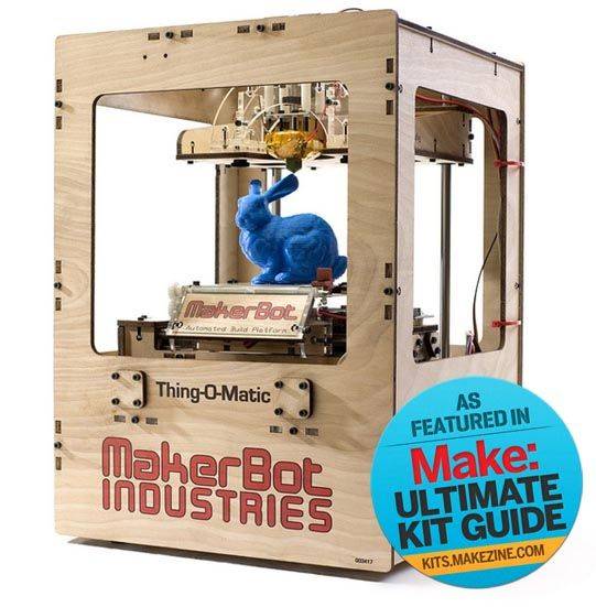 Hurray! I won this today!: Thing O Matic 3D, 3D Printer, 3Dprinter, Makerbot Thing O Matic, Thingomatic, 3Dprinting, 3D Printing